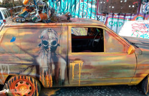 Karoo Mediengestaltung Fotografie Street Art
